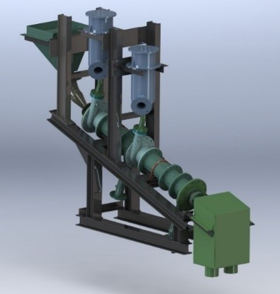 TriFlo Dense Medium Separator