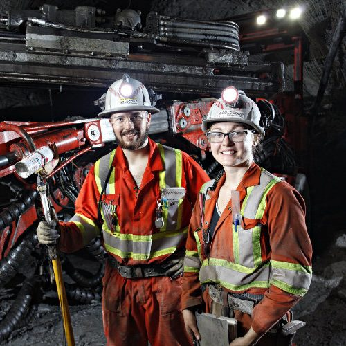 Artificial Intelligence isn't just for Hollywood plot lines. It's now being used at real mine sites in Canada with real success.