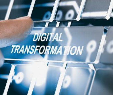 Digitalization, Digital Transformation Concept