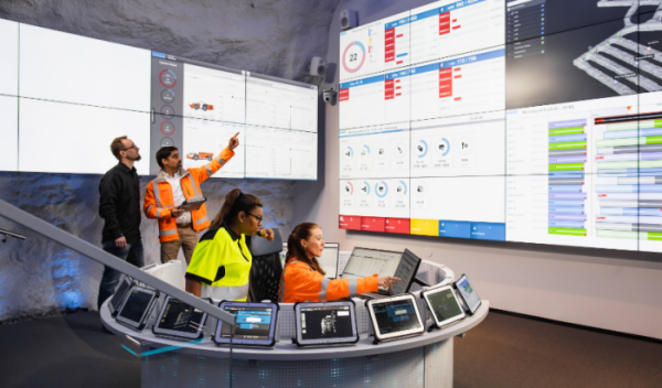 What do advancements in automation and digitalization mean for the mining industry?