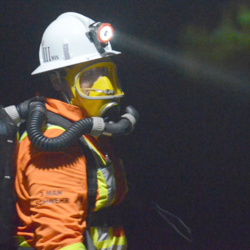 Friendly Competition Readies Mine Rescue Teams
