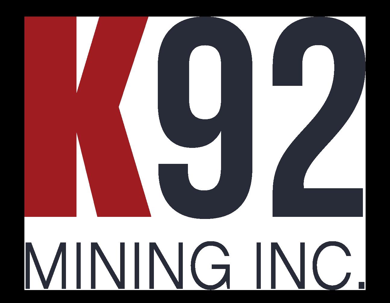 K92-Mining-Logo