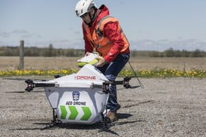 With expertise from Michael Zahra, Drone Delivery Canada